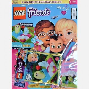 LEGO Friends - Il magazine ufficiale Numero 17
