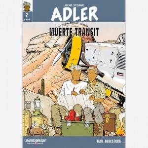 Albi avventura Adler - Muerte transit
