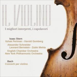 Il Violino Bach, Isaac Stern - Concerti per violino