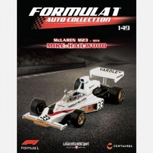 Formula 1 Auto Collection Mclaren M23 (1974) - Mike Hailwood