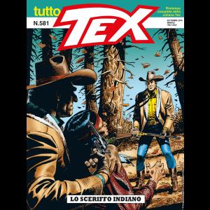 Tex Classic N.581 - Lo sceriffo indiano