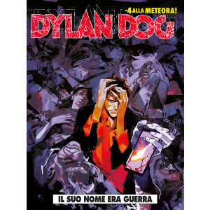 Dylan Dog N.396 - Il suo nome era guerra