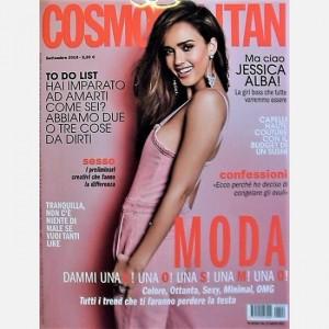Cosmopolitan Settembre 2019