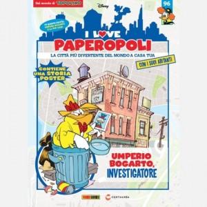 I Love Paperopoli Ufficio di Umperio Bogarto + Umperio Bogarto