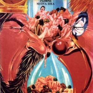 Progressive Rock italiano in Vinile Nuova idea, Clowns