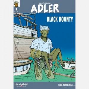 Albi avventura Adler - Black Bounty