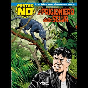 Mister No - Le nuove avventure N.3 - Il prigioniero della selva