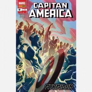 Capitan America  Uscita N° 10