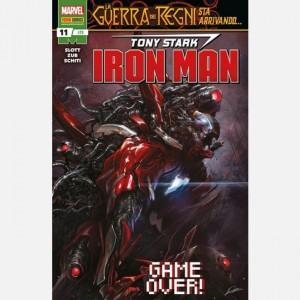 Iron Man Uscita N° 11