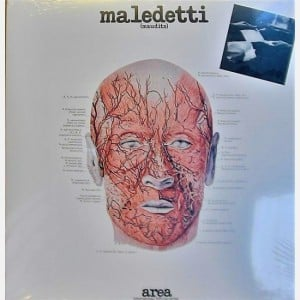 Progressive Rock italiano in Vinile Area - Maledetti (Maudits)