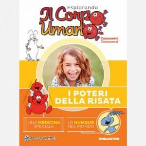 Esplorando il Corpo Umano - 27esima edizione Uscita Nº 61 del 30/11/2019 Periodicità: Quindicinale Editore: DeAgostini Publishing