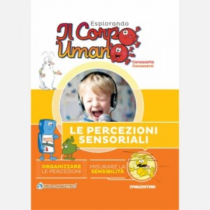Esplorando il Corpo Umano - 27esima edizione Uscita Nº 65 del 28/12/2019 Periodicità: Quindicinale Editore: DeAgostini Publishing
