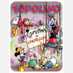 Disney Topolino - Collezione Targhe celebrative 70° Anniversario  Uscita Nº 40                                                             del 17/01/2020                             Periodicità: Settimanale Editore: PANINI S.p.A.  WALT DISNEY
