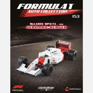 Formula 1 Auto Collection  Uscita Nº 153                                                             del 12/09/2019                             Periodicità: Quindicinale Editore: Centauria