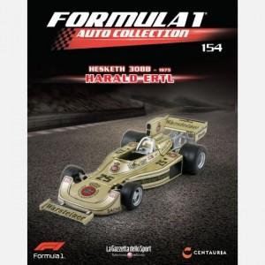 Formula 1 Auto Collection  Uscita Nº 154                                                             del 26/09/2019                             Periodicità: Quindicinale Editore: Centauria