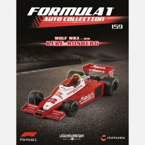 Formula 1 Auto Collection  Uscita Nº 159                                                             del 05/12/2019                             Periodicità: Quindicinale Editore: Centauria