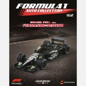 Formula 1 Auto Collection  Uscita Nº 162                                                             del 09/01/2020                             Periodicità: Quindicinale Editore: Centauria