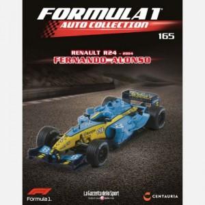 Formula 1 Auto Collection  Uscita Nº 165                                                             del 06/02/2020                             Periodicità: Quindicinale Editore: Centauria