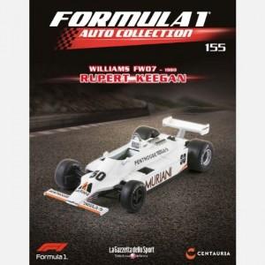 Formula 1 Auto Collection  Uscita Nº 155                                                             del 10/10/2019                             Periodicità: Quindicinale Editore: Centauria