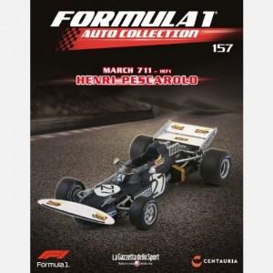 Formula 1 Auto Collection  Uscita Nº 157                                                             del 07/11/2019                             Periodicità: Quindicinale Editore: Centauria