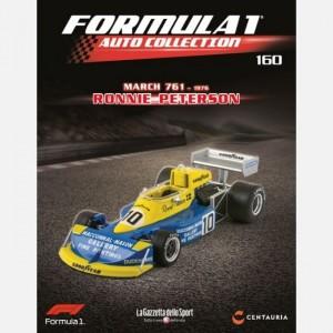 Formula 1 Auto Collection  Uscita Nº 160                                                             del 19/12/2019                             Periodicità: Quindicinale Editore: Centauria