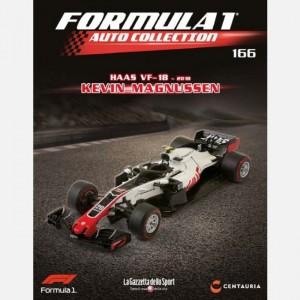 Formula 1 Auto Collection  Uscita Nº 166                                                             del 13/02/2020                             Periodicità: Quindicinale Editore: Centauria