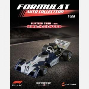 Formula 1 Auto Collection  Uscita Nº 169                                                             del 05/03/2020                             Periodicità: Quindicinale Editore: Centauria