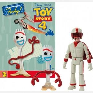 MATTEL - Toy Story 4 Collection  Uscita Nº 2                                                             del 26/09/2019                             Periodicità: Mensile Editore: MATTEL