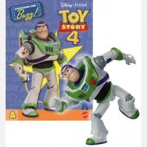 MATTEL - Toy Story 4 Collection  Uscita Nº 4                                                             del 24/10/2019                             Periodicità: Quindicinale Editore: MATTEL