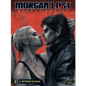 Morgan Lost Night Novels N.5 - Il ritorno di Anja
