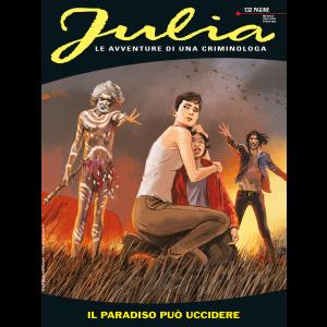Julia N.259 - Il paradiso può uccidere