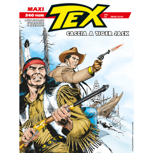 Maxi Tex N.26 - Caccia a Tiger Jack
