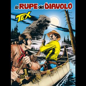 Tex N.714 - La Rupe del Diavolo