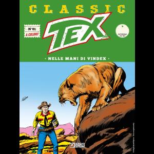 Tex Classic N.81 - Nelle mani di Vindex
