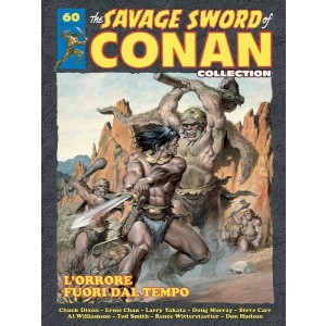 The Savage Sword of Conan Collection uscita 60