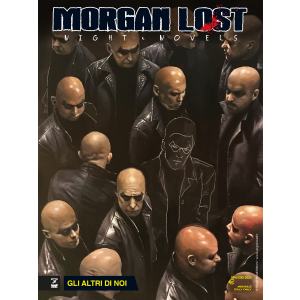 Morgan Lost Night Novels N.6 - Gli altri di noi