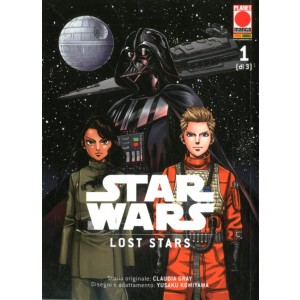 Star Wars Lost Stars (M3) - N° 1 - Manga Sound 40 - Panini Comics