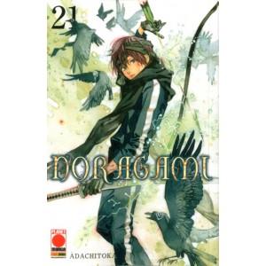 Noragami - N° 21 - Manga Choice 21 - Panini Comics