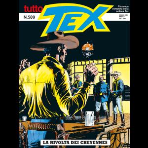 Tutto Tex N.589 - La rivolta dei Cheyennes
