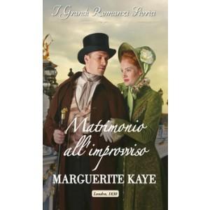 Harmony Grandi Romanzi Storici - Matrimonio all'improvviso Di Marguerite Kaye