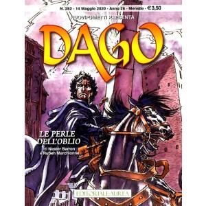 Dago Anno 22 In Poi - N° 282 - Le Perle Dell'Oblio - Nuovifumetti Presenta Editoriale Aurea