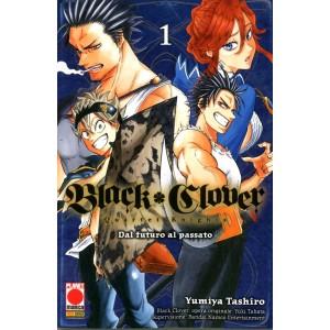 Black Clover Quartet Knights - N° 1 - Powers 8 - Panini Comics