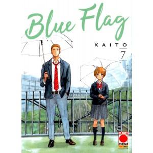 Blue Flag - N° 7 - Capolavori Manga 141 - Panini Comics