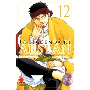Leggenda Di Arslan - N° 12 - Senki 14 - Panini Comics