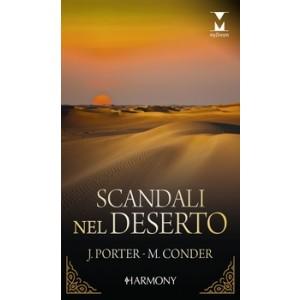 Harmony MyDream - Scandali nel deserto Di Jane Porter, Michelle Conder