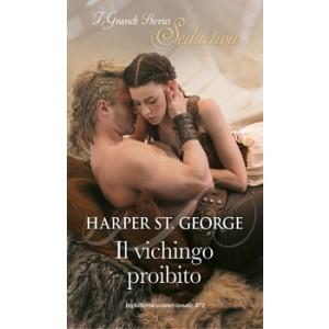 Harmony I Grandi Storici Seduction - Il vichingo proibito Di Harper St. George