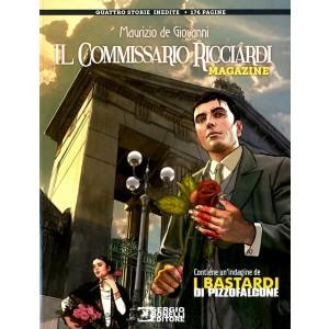 Avventura Magazine - N° 9 - 2020 Il Commissario Ricciardi - Bonelli Editore