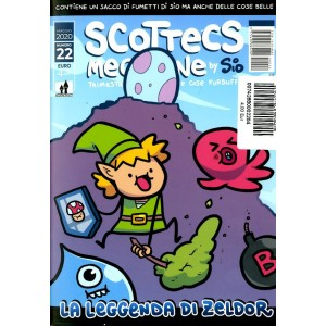 Scottecs Megazine - N° 22 - Scottecs Megazine - Shockdom