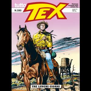 Tutto Tex N.590 - Tre lunghi giorni