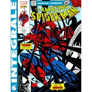 Spider-Man Di Todd Mcfarlane - N° 6 - Spider-Man Di Todd Mcfarlane - Marvel Integrale Panini Comics